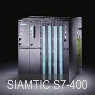 西门子S7-400系列PLC可编程逻辑