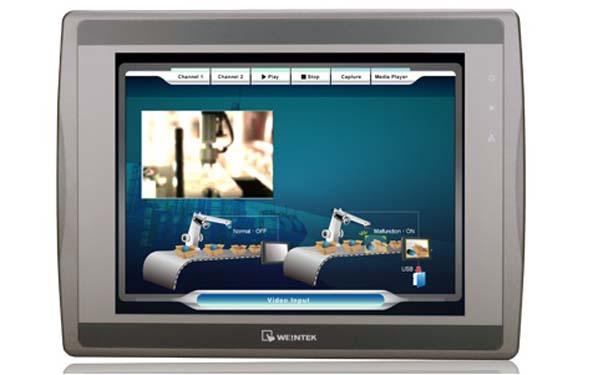Weinview威纶通触摸屏TK系列TK6071IQ