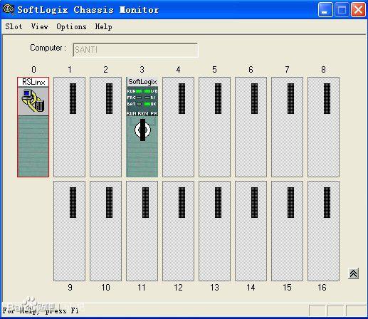 罗克韦尔AB SoftLogix5800控制器PLC1789-L30