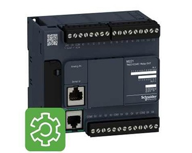 施耐德Modicon TM221系列PLC TM221CT16T可编程控制器