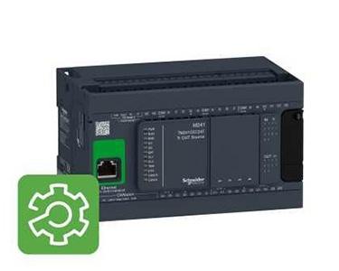 施耐德Modicon TM241系列PLC TM241CEC24R可编程控制器