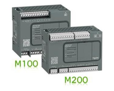 施耐德Modicon TM100/TM200系列PLC TM100C40RN可编程控制器