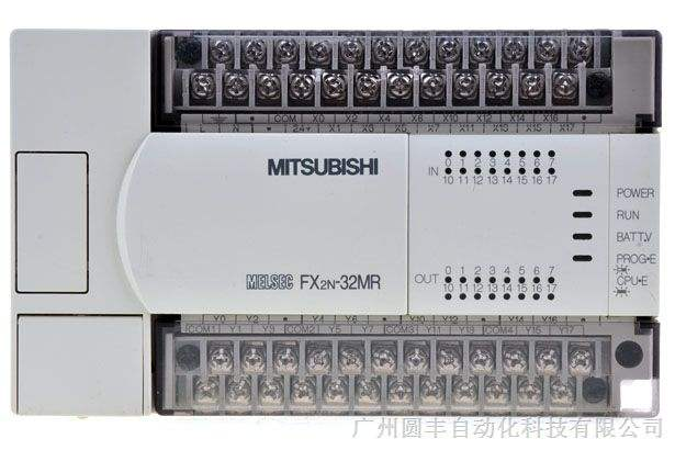 三菱PLC FX2N-64MR可编程逻辑控制