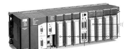 通用GE PAC Systems RX3i可编程逻辑控制器