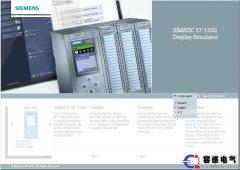 西门子plcS7-1500CPU显示屏的优势