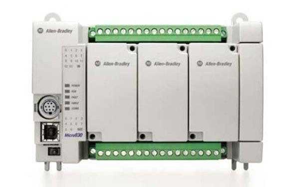 罗克韦尔AB Micro800控制系统2080-LC30-10QVB