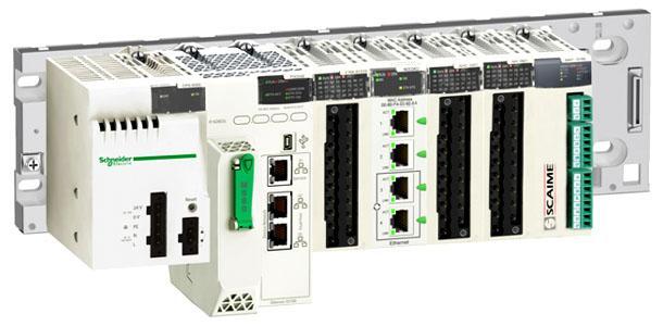 施耐德Modicon TM580系列PLC BMEH5840KA可编程控制器