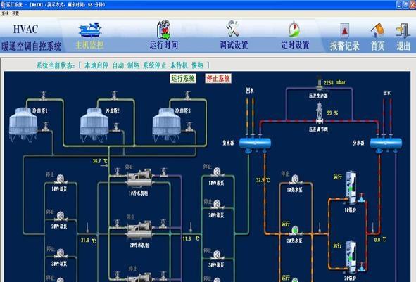西门子plc的优势,中央空调控制系统,西门子plc,plc控制系统