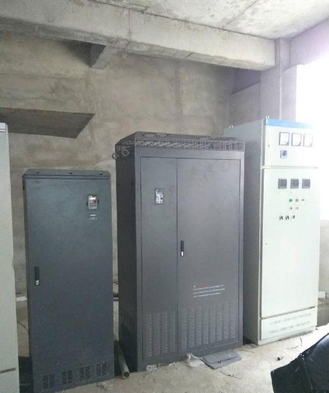 西门子plc控制,英威腾变频器,西门子plc,plc控制系统