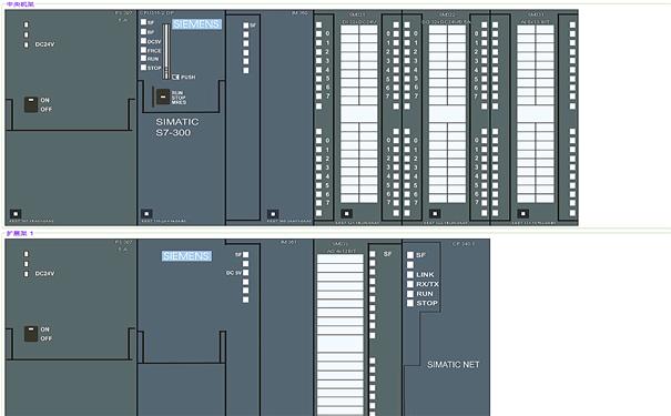 西门子plc,plc控制系统,中央空调,英威腾变频器